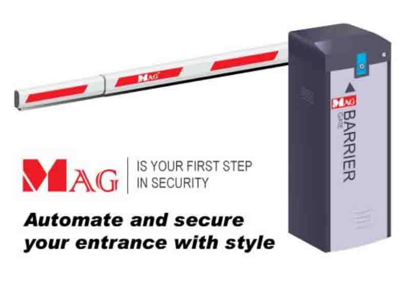 barrier gate installer
