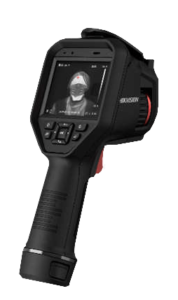 hikvision handheld fever screening imager
