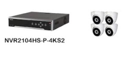 dahua 4 channel IP
